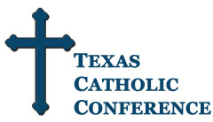 Texas Catholic Conference logo